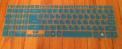 Leze Silicone Keyboard Protector Skin Cover for Acer Aspire