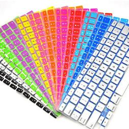 Silicone Keyboard Protector Skin Cover for Apple Macbook Lap