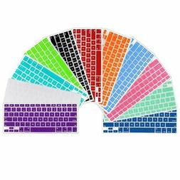 Silicone Keyboard Skin Cover Film For Apple Macbook Pro 13""