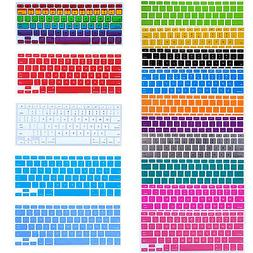 "Silicone Keyboard Skin Cover For Apple Macbook Air 13"" 15"" i"