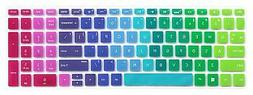 "Silicone Keyboard Skin Cover for 15.6"" HP Pavilion Series an"