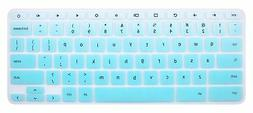 Silicone Keyboard Skin Cover for Acer Chromebook R11 Laptop