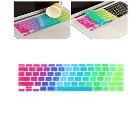 Silicone Keyboard Skin Cover for Macbook Air Pro 13 15 Retin