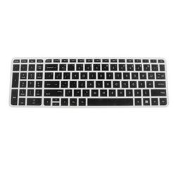 Silicone Keyboard Skin Cover Guard Film Protector for HP Pav