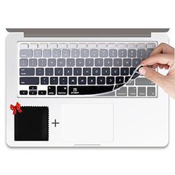 "Keyboard Cover Compatible MacBook Pro 13"" 15""  /MacBook"
