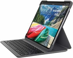 Logitech Slim Folio Pro Backlit Keyboard Case Cover for Appl