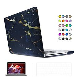 ICE FROG Slim Rubberized Plastic Hard Matte Frosted Case wit