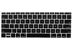 "Soft Keyboard Cover Protector Skin for Macbook Pro 13"" No To"