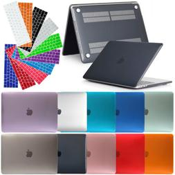 Soft Keyboard Cover Rubberized Case For MacBook Air Pro Reti