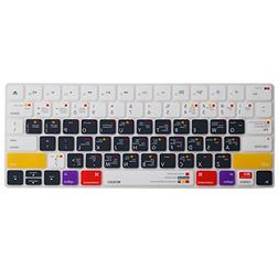 MOSISO Soft Protective Ultra Thin Keyboard Cover Skin Compat