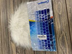 CaseBuy Silica Gel Membrane Keyboard Protection - Blue - 14""