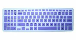 Keyboard Cover for 2018 Dell Inspiron 15 5000 Flagship 15.6