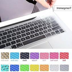 11''-17'' Silicone Keyboard Skin Cover Film For Apple Macboo