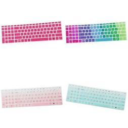 Soft Silicone Notebook Keyboard Stickers Skin Cover Keycaps