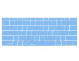 XSKN Spanish Language Keyboard Cover Silicone Skin for Macbo