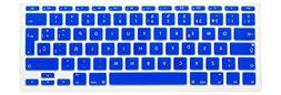 HRH Spanish Language Silicone Keyboard Cover Skin Protector