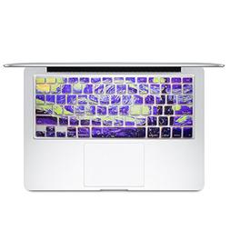Dogxiong The Starry Night Pattern Texture Silicone Keyboard