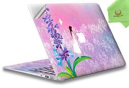 "UESWILL Full Body Sticker for 13"" MacBook Air,  Vinyl Art Sk"