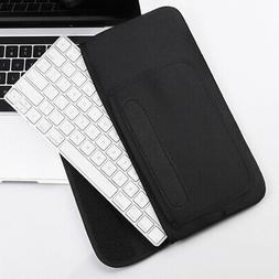 Storage Bag Accessories Mouse PU Leather Protective Cover fo