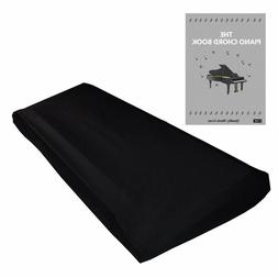 stretchable keyboard dust cover for 88 key