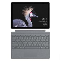 Microsoft Surface Pro   with Platinum Cover Newest Version