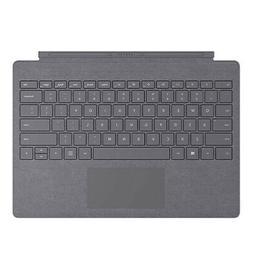 Microsoft Surface Pro Signature Type Cover Platinum - Full k