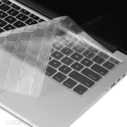 Bodu Ultra Thin Transparent TPU Keyboard Protector Cover for