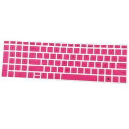 Thin Laptop Keyboard Protector Skin Cover for HP hp15-bf hp1
