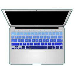 Litop 11inch Thin Gradient Series Silicone Keyboard Cover Sk