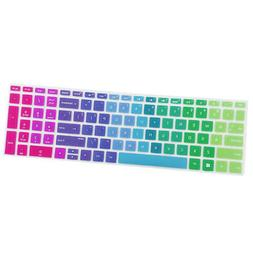 Thin Silicone Laptop Skin Cover Film for HP hp15-bf hp14-bf