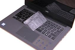 Ultra Thin Keyboard Protector Cover for Dell Inspiron 13 500