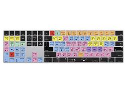 Pro Tools keyboard cover for the Magic Keyboard with Num Pad
