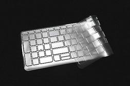 """TPU Clear Keyboard Cover Protector for 15.6"""" HP Probook 650"""