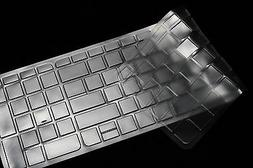 """TPU Clear Keyboard Protector Cover For 15.6"""" HP 250 255 G4 G"""