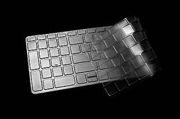 "TPU Clear Keyboard Cover Protector For 15.6 "" HP Envy 15t Sl"