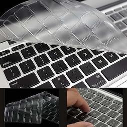 TPU Clear Keyboard Protector Cover For Dell Inspiron 13 7000