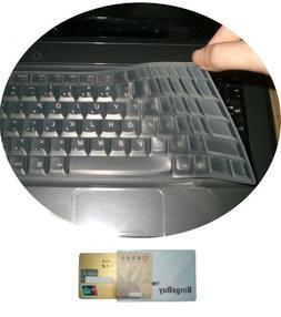 BingoBuy® TPU Clear Transparent Non-toxic Ultra Thin Keyboa