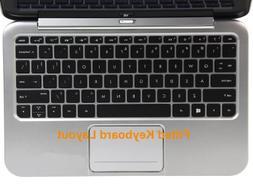 Bodu Thin & Clear TPU Keyboard Cover Protector for HP 11-Inc