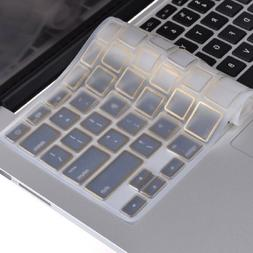Transparent Keyboard Cover Skin Macbook Pro Air Apple Laptop