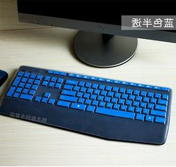 Transparent Silicone Keyboard Protector Cover Skin Guard for