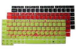 3-Pack Transparent Ultra Thin Silicone Keyboard Protector Sk