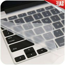 Transparent Universal Laptop Silicone Keyboard Protector Cov