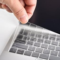 Ultra-Clear Silicone Keyboard Cover For Macbook Air Retina P