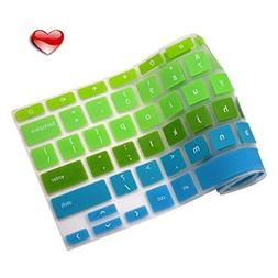 Casiii Premium Ultra Thin Silicon Keyboard Cover Compatible