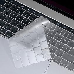 ProElife 13-Inch Ultra Thin Clear Durable Keyboard Skin Cove