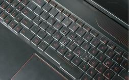 CaseBuy Ultra Thin Clear Keyboard Cover for ASUS ROG Strix G