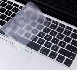 Ultra Thin Clear Keyboard Cover for MacBook Air 13 Inch   Ma