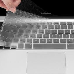 UPPERCASE Ultra Thin Clear Soft TPU Keyboard Cover Skin for