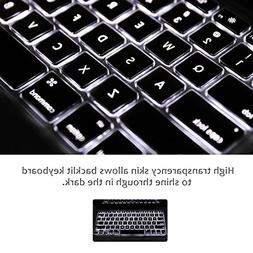 Ultra Thin Crystal Keyboard Cover Compatible Macbook Air 13
