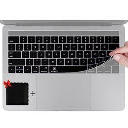"Ultra Thin Keyboard Cover for MacBook Pro 13"" Model A1706/"